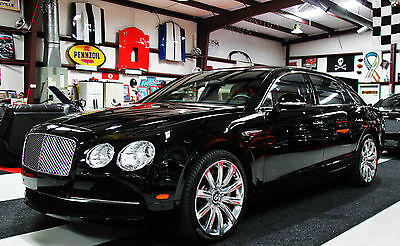 2014 Bentley Flying Spur Base Sedan 4-Door 2014 Bentley Flying Spur Base Sedan 4-Door 6.0L