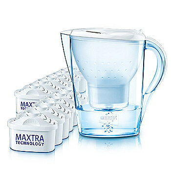BRITA MAXTRA Water Filter Cartridges for jugs - Pack of 6 *FREE EXPRESS DELIVERY