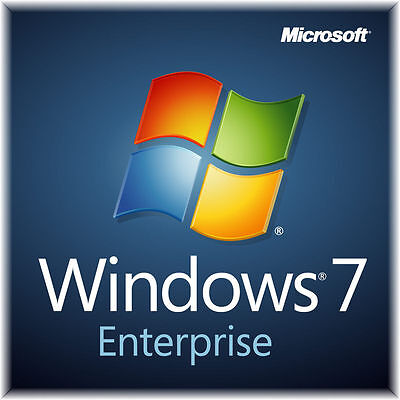 GENUINE Windows 7 Enterp. Key (for 2 PCs) + FREE Office 2007 Digital Delivery