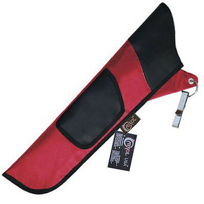 TRADITIONAL FINE FABRIC SIDE HIP ARROW QUIVER ARCHERY PRODUCTS FAQ-111 CAMO