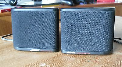2 X BOSE Acoustimass 3 Speakers System, Left & Right