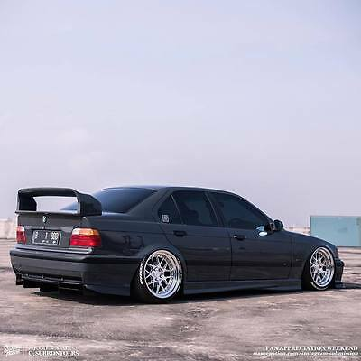 Bmw E36 M3 Gt2 Class Spoiler With Risers