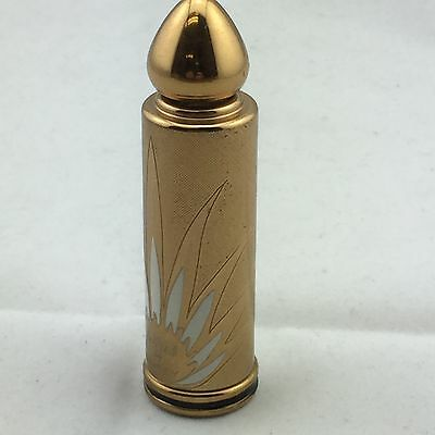 1940's YARDLEY LOTUS PERFUME BOTTLE W CONTENTS