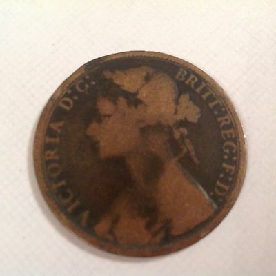 1877  Young Bun Head Victoria Penny