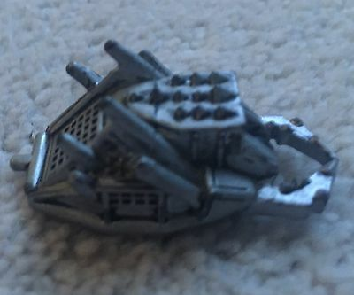 BBC Robot Wars: DEAD METAL Minibot Pullback And Go Collectable Kids Figure Gift