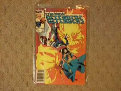 The New Defenders  Issue #137 (Nov 1984, Marvel)