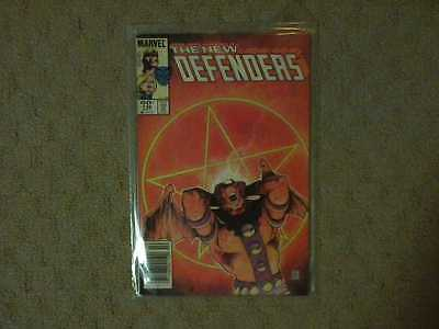 The New Defenders Issue #136 (Oct 1984, Marvel)