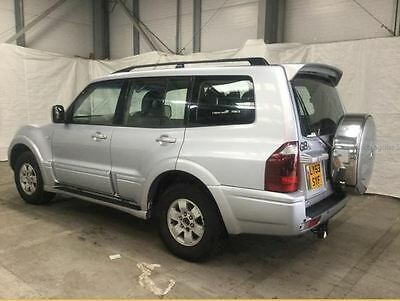 2004 Mitsubishi Shogun Dleather,col Screen,air,7 Seats,cruise,h/seats Lovely Car