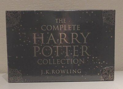 The Complete Collection Harry Potter NEW BOXED 7 BOOKS