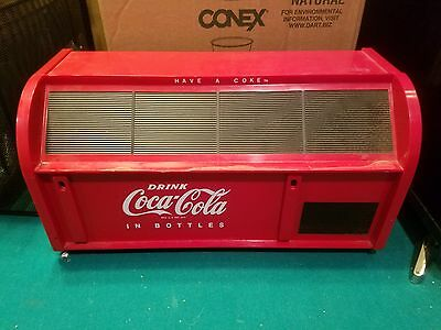 Coca cola breadbox