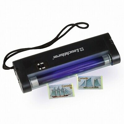 New Super-Mini Portable Longwave Ultraviolet Lamp U451 Battery-Powered