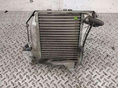 2012 MERCEDES C63 AMG 6.3 Oil Cooler And Fan Assembly A2095000600
