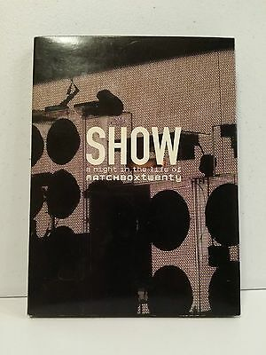 2004 Matchbox Twenty Show A Night In The Life  Of Box Set Dvd 3Am Philips Arena