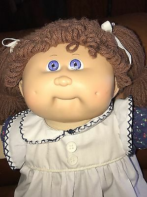 Cabbage Patch Kid Monkey Face Hm#9