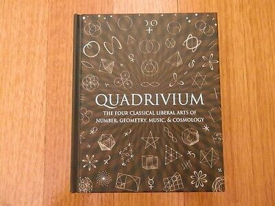 Book. Quadrivium the four classical liberal arts of number, geometry, music & co