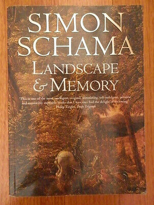 Book. Landscape and Memory by Simon Schama