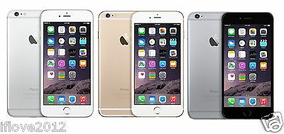 Apple iPhone 6 plus /6/4s  Space Grey Gold  Silver UNLOCKED 16-128GB Smartphone