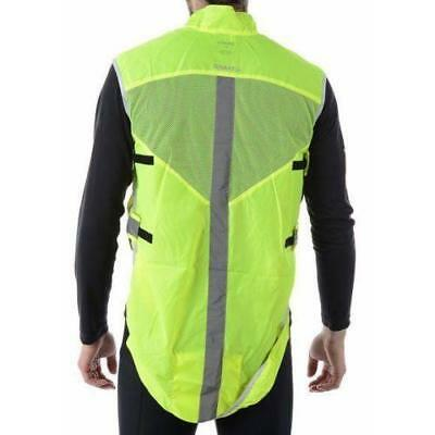 Craft Bike Visibility Vest Size: M/L - Neon