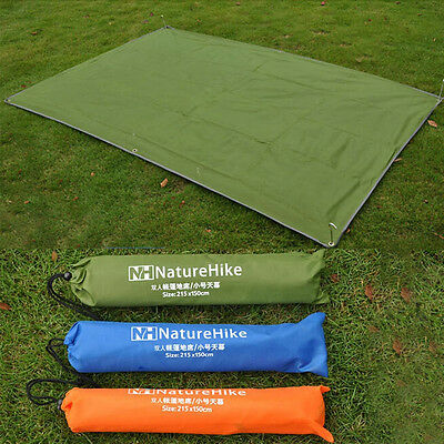 SALE Waterproof Beach Tent Sun Shelter 210T Oxford UV Tarp for Camping Hiking
