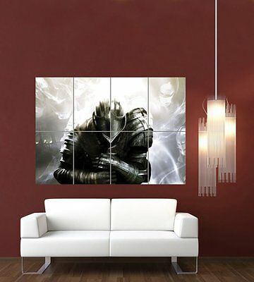 Dark Souls Xbox 360 Ps3 Game Pc Giant Art Print Poster Picture G1045
