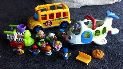 Fisher Price Little People bulk pack