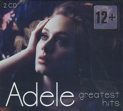 ADELE / Greatest Hits   SEALED 2CD. DIGIPAK