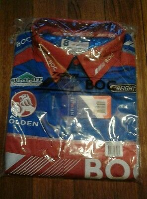 Team Boc Pit Shirt size L Brand new