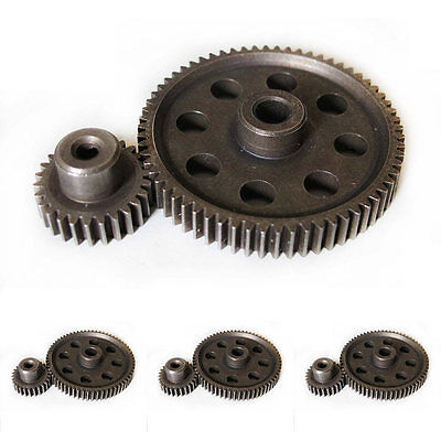 11184 Diff. Main Gear 64T 11176 Motor Gear 26T For HSP 1/10 RC 4WD Model RC Car