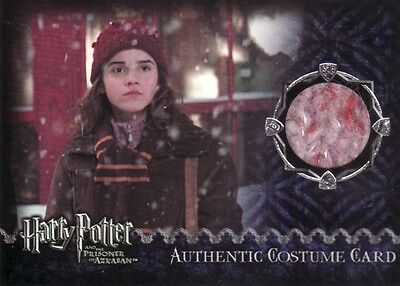 Harry Potter Prisoner of Azkaban Update Hermione's Wooly Sweater Costume Card