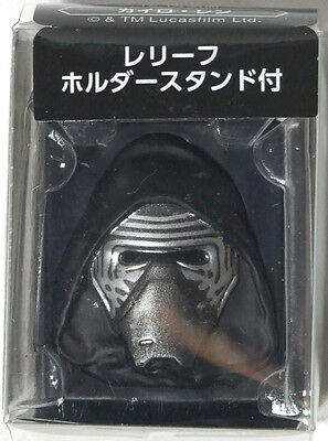 "Schick Japan STAR WARS "" Kylo Ren "" Relief shaver holder stand [Not for sale]"