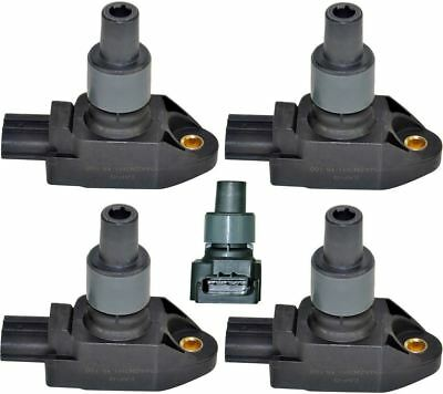 Mazda Rx8 Ignition Coil Pack Set Of 4 Brand New 1Yr Warranty N3H1-18-100