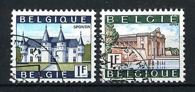 (B) 1423/1424 MH* FDC 1967 - Toeristische uitgave.