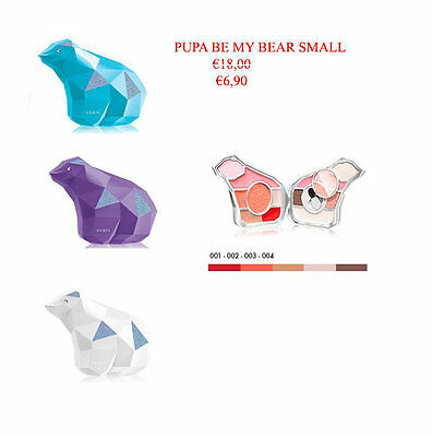 Pupa be my bear small COFANETTO – PRATICO – TRUCCO TROUSSE KIT