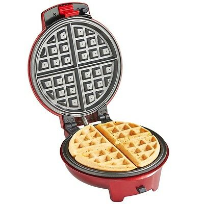 NEW 3 in 1 Mini Doughnut Sweet Waffle Iron Brownie Snack Makeras 5 min Non-Stick