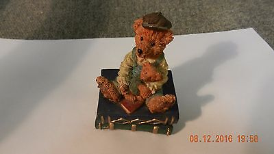 TRAVELLING TEDDIES - REGENCY FINE ARTS RUPERT LIMITED EDITION with Certificate