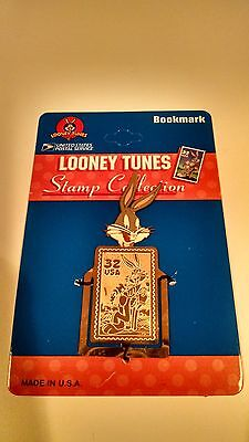 Looney Tunes Stamp Collection Bookmark - Bugs Bunny