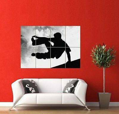 Parkour Free Running Giant Panel Poster Art Print Picture Pr166