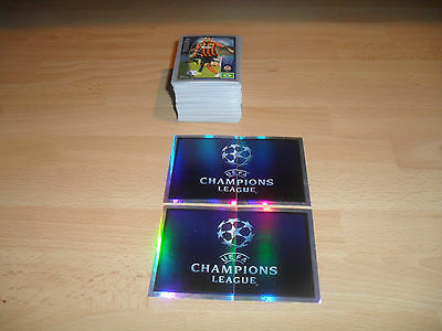 10 Images Neuves Topps Champions League 2015/2016