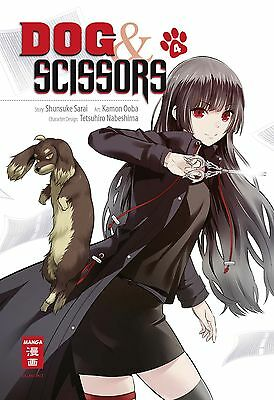 Dog & Scissors 4 - Deutsch - EMA / Egmont - NEU