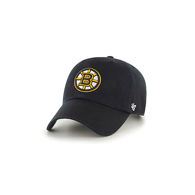 '47 NHL Boston Bruins Clean Up Adjustable Cap