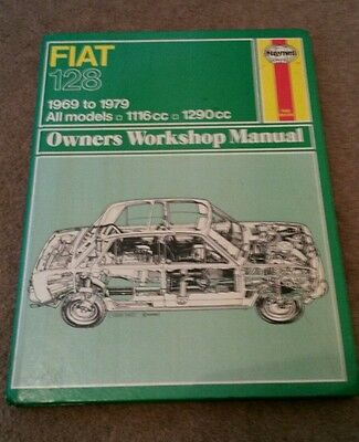 Fiat 128 Haynes Owners Workshop Manual