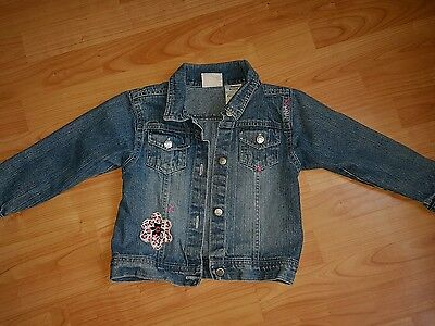 Girls jeans jacket 3-4 years