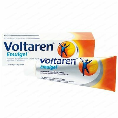 Voltaren Emulgel 1.16% for pain, inflammation and swelling in joints and muscles