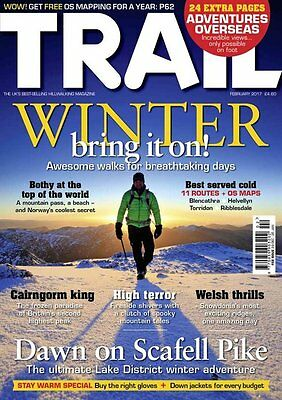 Trail Magazine February Issue 2017 (new)