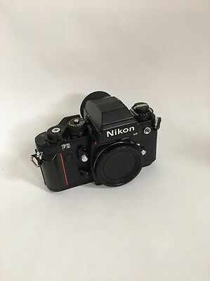 Nikon F3 HP 35mm SLR Film Camera Body Only Very Good Condition