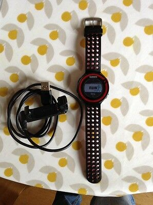 Garmin Forerunner 220 Watch GPS and Charger