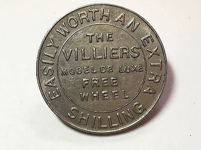 The Villiers Token Easily Worth An Extra Shilling
