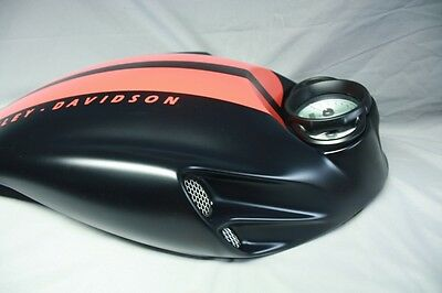 Harley Night Rod -2012 - 2016 Airboxcover GFK