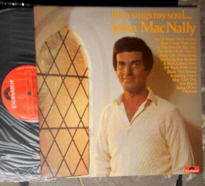 JOHN MacNALLY THEN SINGS MY SOUL... LP (AUSTRALIEN / AUSTRALIA)