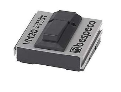 Bespeco VM20 Pedal (Sustain Type) Non-Latching Footswitch